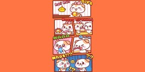秋田君的小漫画