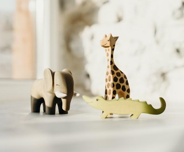 摩丝摩丝_可爱的玩具动物小摆件图片壁纸2-ZOL桌面壁纸