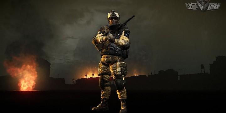 战争前线游戏壁纸