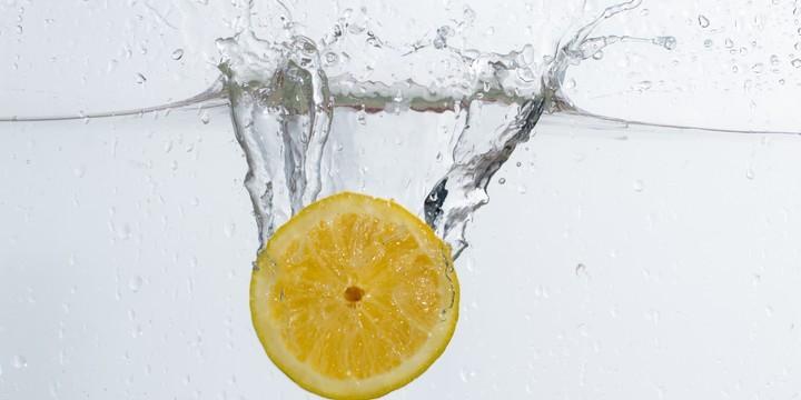 柠檬水果高清图片壁纸