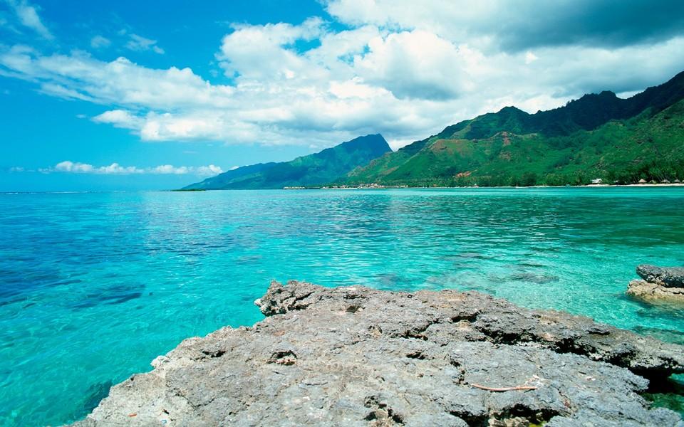 海灘風景壁紙-海灘風景圖片壁紙大全