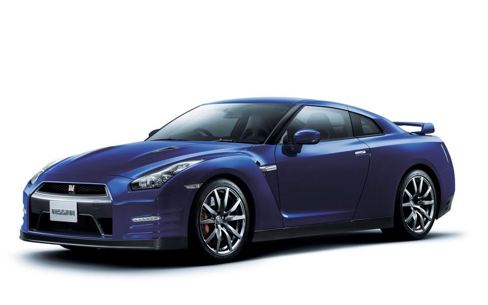 日产GTR图片-日产GTR图片大全